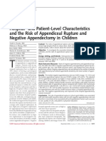 Hospital- And Patient-Level Characteristics