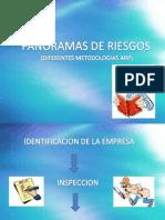 Metodologias ARP para Panorames de Factores de Riesgos