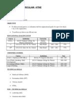 Ankita Resume