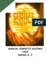 Manual Reiki Caste Llano Andres Josep