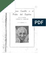 Jorge Adoum - Mahatma Gandhi