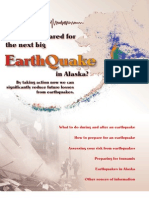 Earthquake in Alaska