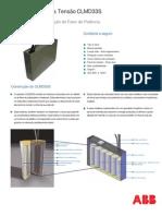 Catálogo CLMD33S - Port