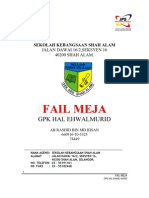 Fail Meja Gpk Hem Sk Shah Alam[1]