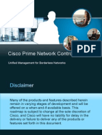 Cisco Prime NCS