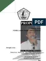 Proposal EMHA