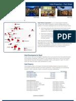 Request-Hyatt India Fact Sheet