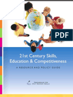 21st Century Skills Education and Competitiveness Guide