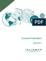 2011 07 Corporate Presentation Web Handout