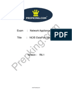 Prepking NS0-530 Exam Questions