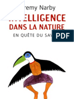 Jeremy Narby - Intelligence Dans La Nature