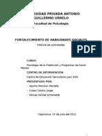 AAAAAEstructura Del Informe LEAL