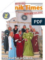 The Sibenik Times (special), September 16th