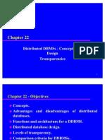 DistributedDBMS
