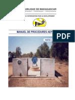 Manuel de procédures AEPA - Partie 2 (FID- 2007)