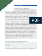 U.S Governament-Sponsered Exchange Programs (UG)