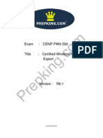 Prepking PW0-300 Exam Questions