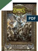 Forces of Hordes - Legion of Ever Blight