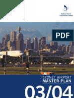 Sydney Airport Master Plan