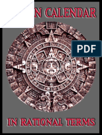 The Mayan Calendar in Rational Terms