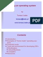 TomaszLasko-CreatingAnOS