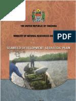 Seaweed Development Strategic Plan