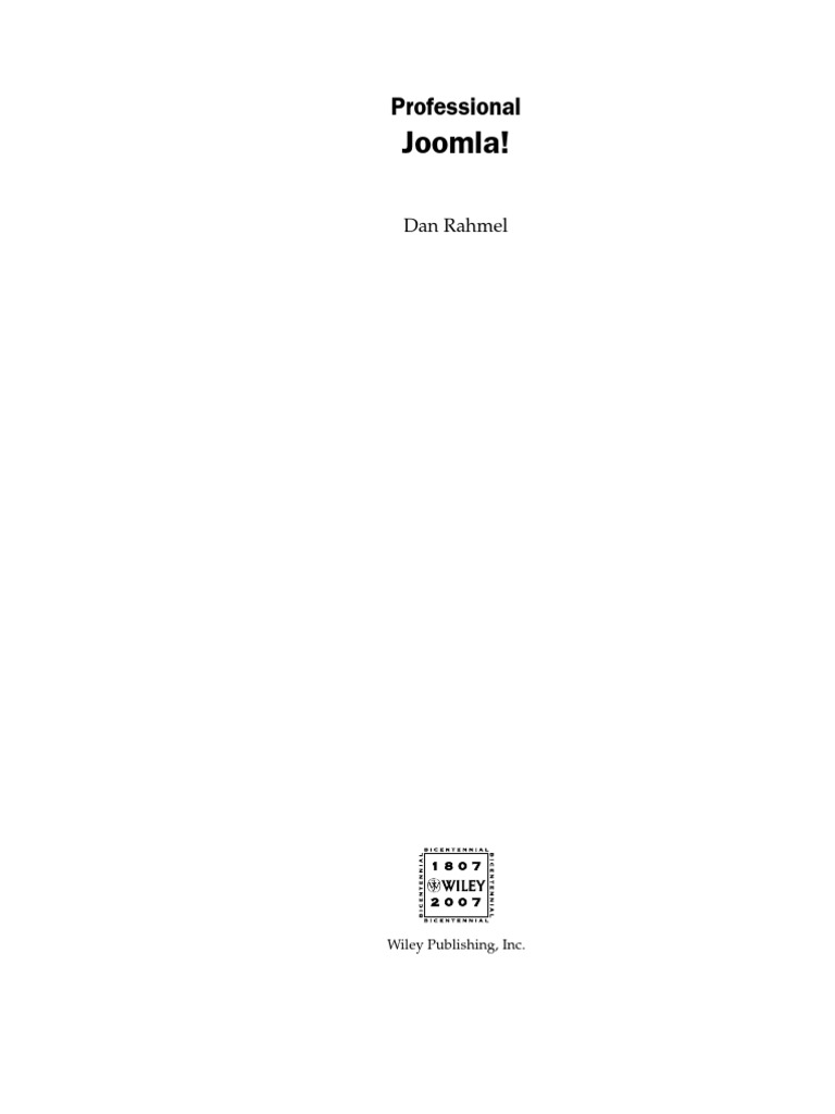 Joomla | Joomla | Internet Forum