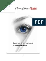 eBook Privacy Secrets Revealed