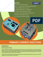 Primary Current Injector