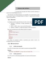 Documentacion_hojas de Estilo