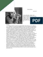 Biografie Si Activitate[1]-Albert Einstein