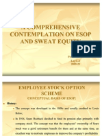 ESOP & Sweat Equity Features