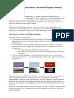 Almacenamiento geologico y Proyecto Piloto.