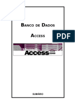 Apostila Manual Banco de Dados Access