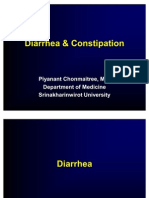 Diarrhea & Constipation
