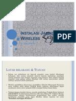 Instalasi Jaringan Wireless