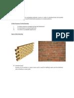 Brick Bonding