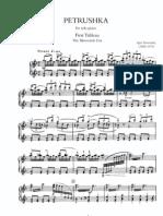 Stravinsky - Petrushka (Solo Piano)