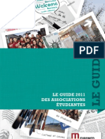 Guide des Associations Etudiantes Euromed Management 2011