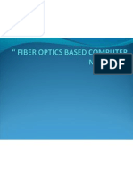 Fiber Optics Based Computer