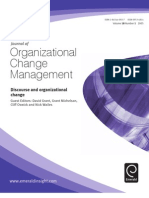 Journal of Organizational Change Management - Volume 18
