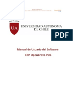 1. Manual Usuario de OpenBravo