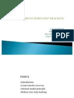 Robust Zero Steps