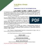 Portaria_MME-MCT-MDIC_n_298-2008