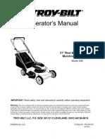Owners Manual - Model 436