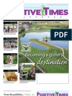 The Positive Times Newspaper - Wadsworth July 2011