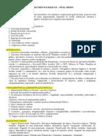 Temas Do Concurso IFAL