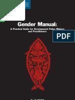 Gender Manual