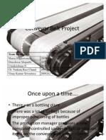 Conveyor Belt Project