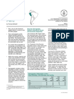 Reporte Breve Peru 1999